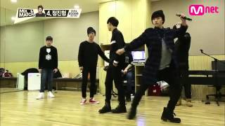 MNET EP 8 cut Long Time No See practice