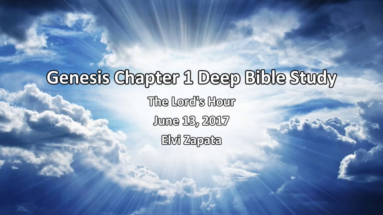 analysis of genesis 1 3 Category: holy bible genesis essays title: essay on the holy bible - genesis 1-3 and the downfall of mankind.