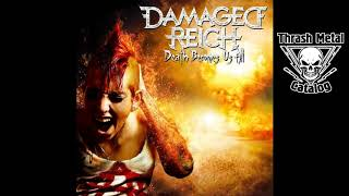 """Damaged Reich  """"Death Becomes Us All"""" (Full Album - 2019) (Great Britain)"""