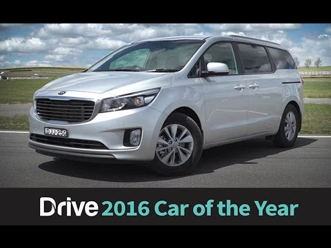 Best People Mover 2016 Drive Car Of The Year