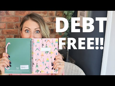 How To Get Out Of Debt And Budget Your Money! No Buy Year 2020 – Lara Joanna Jarvis