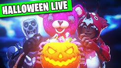 Halloween GRUSEL STREAM 🎃 | Fortnite Season 6 Deutsch German