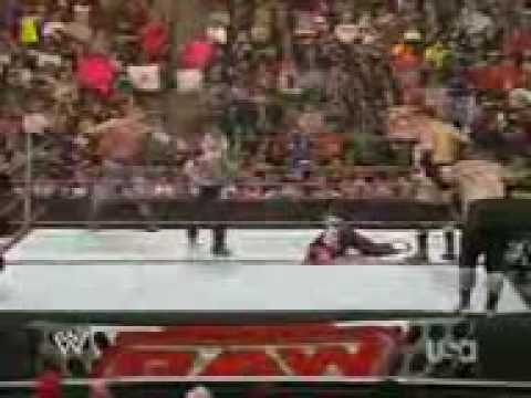 WWE John Cena and Jeff Hardy vs JBL and Umaga Travel Video