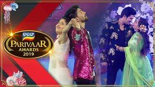 Tarang Parivaar Award 2019 | A Very Romantic Dance Performance By Tarang TV Stars