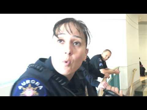 Confronting Aurora Police Intimidation