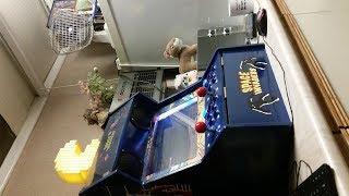 Super cheap BARTOP ARCADE powerd by MALA FE