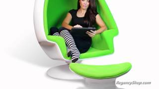 Speaker Egg Chair. - RegencyShop.com