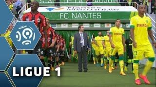 FC Nantes - OGC Nice (2-1)  - Résumé - (FCN - OGCN) / 2014-15