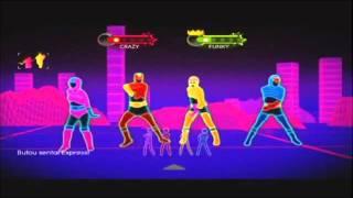 Powerangers / Sentai Express - Spectronizer Just Dance Mash Up