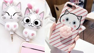 10 Amazing DIY Phone Case Life Hacks! Phone DIY Projects Easy - cute phone cases