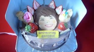 RADWIMPS 山口智史 誕生日ケーキ のんの