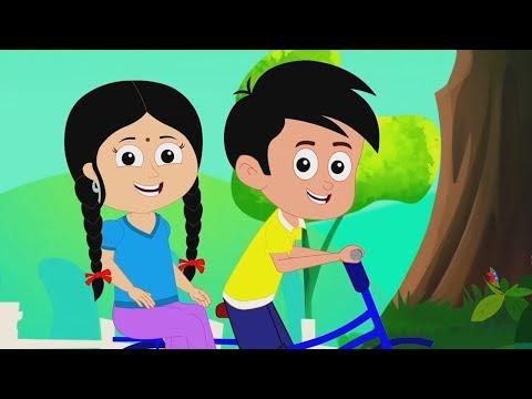 Tai Tai Tai Mama Bari Jai | তাই তাই তাই মামা বাড়ি যাই | Bangla Rhymes | Nursery Rhymes For Children