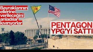 Pentagon'dan Beklenen Açıklama:Afrin'e Girerlerse Desteğimizi Alamazlar!!!