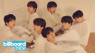 BTS' New Album 'Love Yourself: Answer' Will Be Released in August | Billboard News