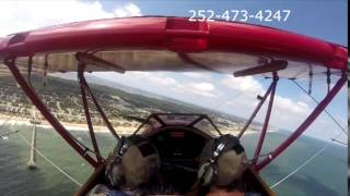 Outer Banks Biplane Air Tour with Kathy and Scott Thumbnail
