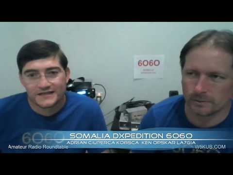 Interview with 6O6O Somalia Dxpedition
