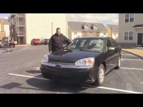 2004 Chevy Malibu Review
