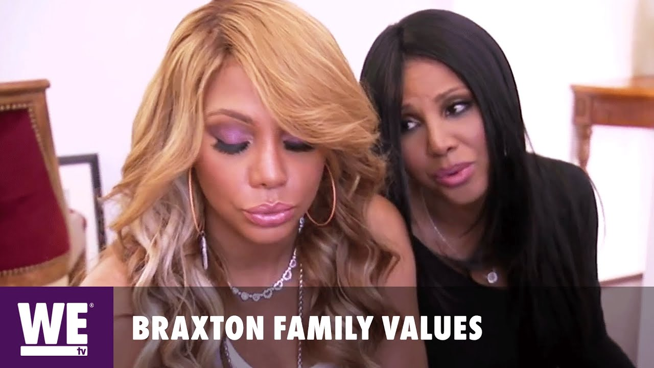 Un-Break My Heart:  Toni Braxton Speaks About Tamar