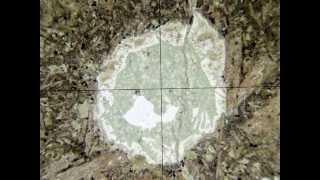 Clorita 5   Em vesícula de rocha vulcânica