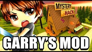 Gmod Roleplaying in the MYSTERY SHACK! (Garry's Mod)