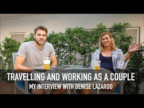 ANSWERING YOUR QUESTIONS ABOUT DENISE (+ TRAVELLING AS A COUPLE)