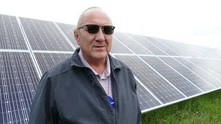 First Nation sees potential in green energy with new solar farm