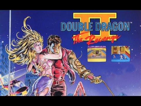 James Mike Mondays Double Dragon Ii The Revenge Nes Part 2
