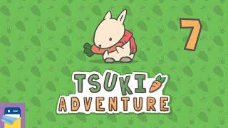 Tsuki Adventure: iOS / Android Gameplay Part 7 - Ticket to Yukiyama (by HyperBeard Games)