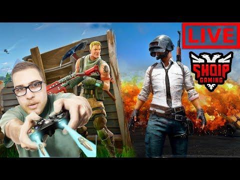 Fortnite SHQIP Live - Na Duhet Fitorja !! (+ PUBG) !! - SHQIPGaming thumbnail