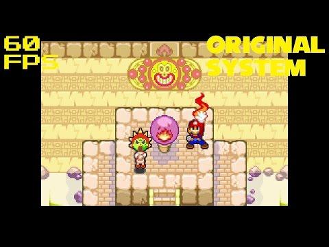 5. (Native 60 FPS GBA) Thru Beanbean Airport! - Mario & Luigi: Superstar Saga - Blind(ish) Run