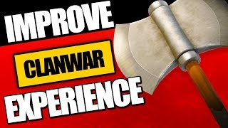 CLASH OF CLANS HELPFUL TIPS   HOW TO GET BETTER AT CLAN WARS   2019 BALANCE CHANGES