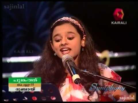 """Ooh La La Tu Hai Meri Fantasy""  By Poornasree - Symphony On Kairali TV"