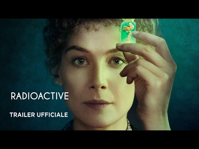 Radioactive - Trailer italiano ufficiale [HD]