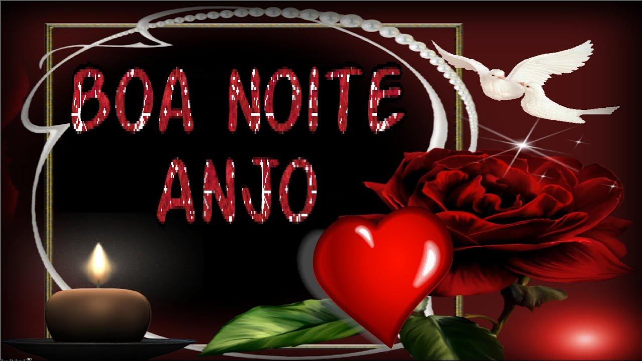 Boa Noite Anjo Com Música Carinho E Poesia