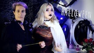 Halloweenowa opowieść!