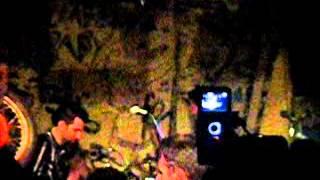 Oedipus  Kiss on the fist  Łódź  Iron Horse 2012