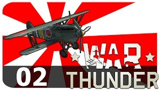 War Thunder - The Empire of Japan is Mighty!