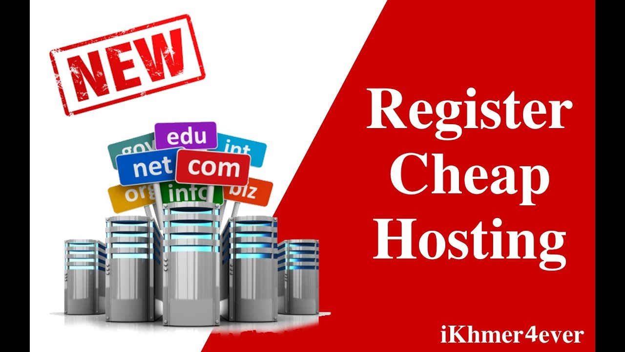 How To Find Cheap Domain Registration Hosting For A Cheap Domain And Hosting Is The Best Option
