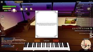 Litterly crying RN. WILD WEST ROBLOX PIANO