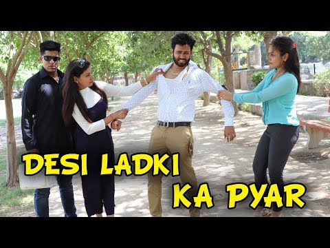 DESI LADKI KA PYAR - | BakLol Video | thumbnail