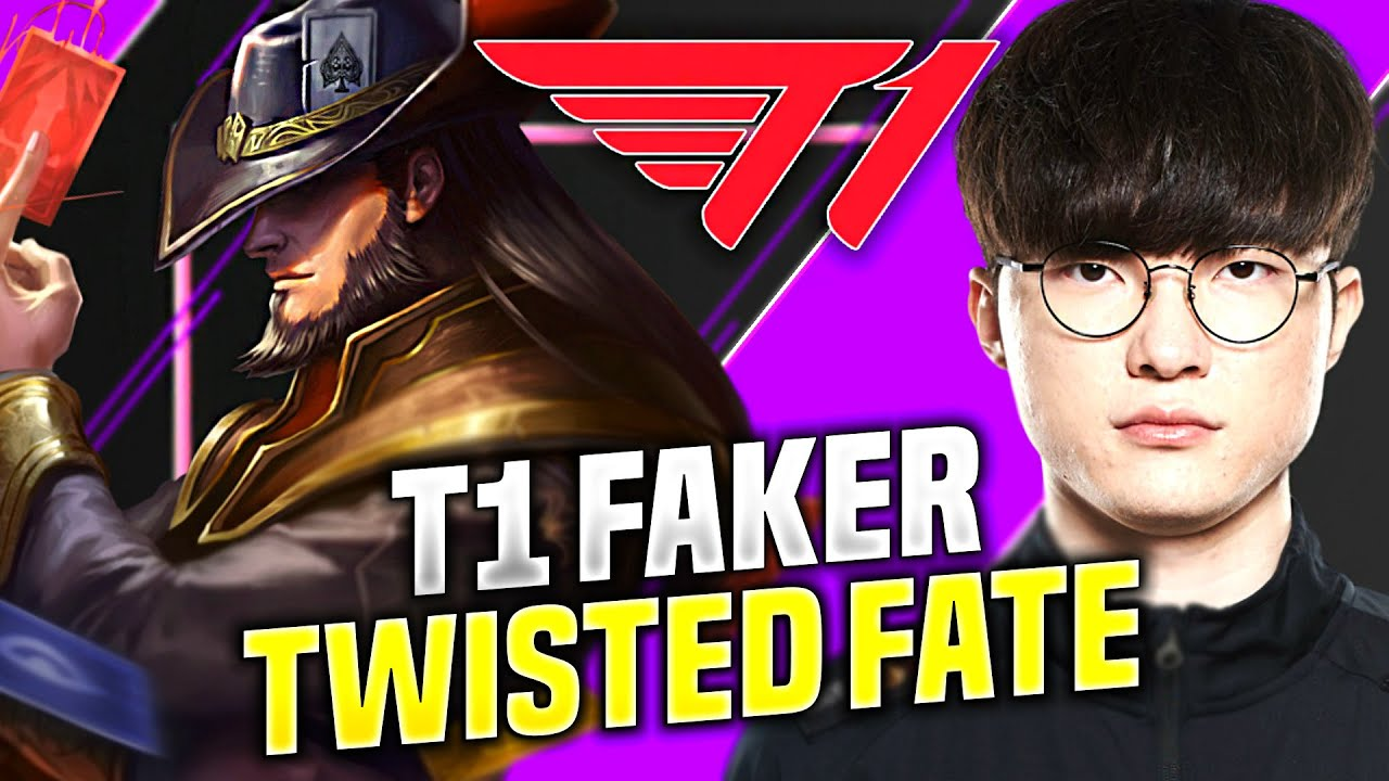 WILL FAKER WIN THIS GAME? - T1 Faker Plays Twisted Fate vs Irelia Mid! | KR SoloQ Patch 10.19