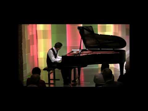 Paul Gulda - 19. Okt. 2011 - Johann Sebastian Bach - Wohltemperiertes Klavier