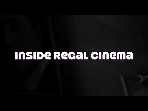Inside Regal Cinema
