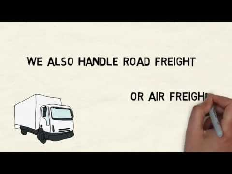 Freight Shipping from Hong Kong to the UK?
