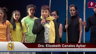 Tema:Ballet San Marcos en el Teatro Municipal de Lima