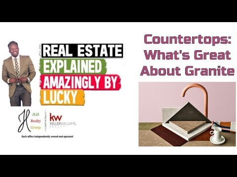 The BEST Features of Granite Countertops    #73 Real Estate Explained