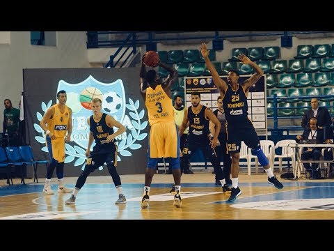 Highlights: Maccabi FOX Tel Aviv 87 - Khimki Moscow 84