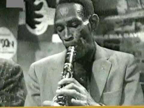 George Lewis: Burgundy Street Blues