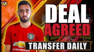 All confirmed! Bruno Fernandes to Manchester United is DONE? Man United Transfer News
