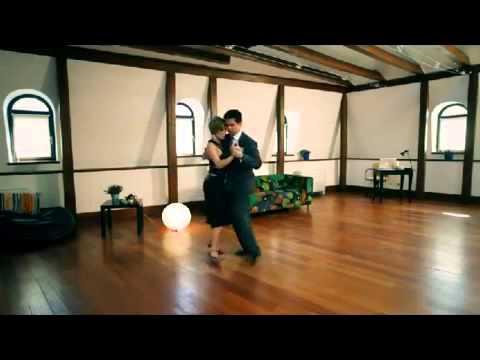 Tango Milonga Full Lesson Sebastian Arce & Mariana Montes